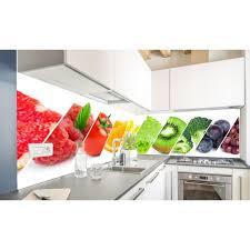 cuisine en verre crédence cuisine en verre sur mesure