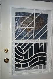 door design custom wrought iron doors r metal door security bars