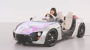 see toyota cars car for kids toyota camatte concept youtube