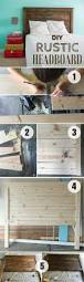 How To Build Bedroom Furniture by 4 The Rustic Headboard That Fits Any Bedroom Do It Yourself