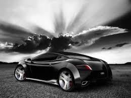 New Concept Modern Auto Black