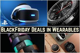 black friday deals on smart watches black friday deals in wearables
