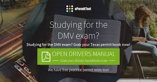 free texas drivers handbook 2017 w permit test answers
