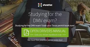 free texas drivers handbook 2017 w permit test answers
