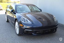 porsche panamera 4 for sale 2018 porsche panamera in stratham nh united states for sale on