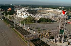 Olympics Venues Abandoned Olympic Venues Around The Globe Photos Abc News