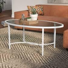 Metal Glass Coffee Table Glass Coffee Table Base Only Wayfair
