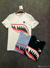 m1601 2017 new luxury brand design mon men t shirt fashion casual