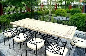 outdoor mosaic bistro table mosaic bistro table set lostconvos com