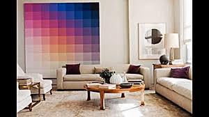 Esszimmer Streichen Ideen Kreative Ideen Für Wanddekoration Im Trendigen Ombre Farbmuster