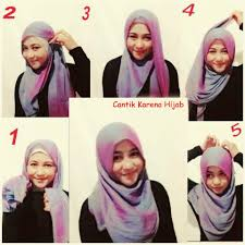 tutorial hijab turban ala april jasmine tutorial hijab paris ala april jasmine tutorial hijab paling
