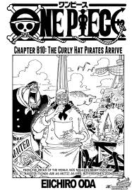 one piece chapter 810 read the latest chapter mangafreak ws