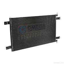 kenworth replacement parts omega omega condenser heavy duty kenworth t680 2013 24 33696 24