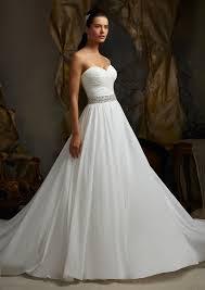 chiffon wedding dress gorgeous chiffon wedding dresses