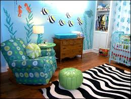 baby nursery wall murals ideas image of ocean themed nursery wall murals decor ideas
