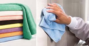 Clean Table Microfiber Towel Rental Services
