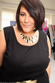 plus size bob haircut life style of jessica kane a body acceptance and plus size