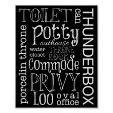 Funny Bathroom Gifts Funny Bathroom Signs Gifts On Zazzle