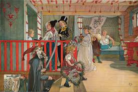 the timeless swedish interiors of carl larsson the chromologist