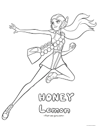 top 72 honey coloring pages free coloring page