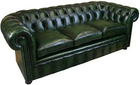innovative green leather chesterfield sofa southern comfort
