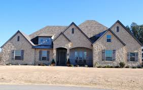 trinity classic homes exteriors