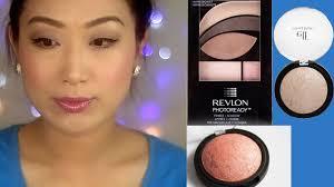 revlon photo ready primer shadow impressionist tutorial youtube