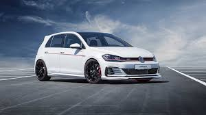 volkswagen gti modified vw tuner oettinger sharpens golf gti golf r for worthersee