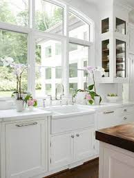 ageless and versatile white kitchen cabinets ceardoinphoto