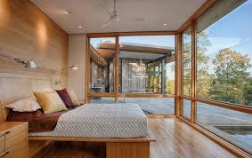 Feng Shui Bedroom Placement Feng Shui Bed Placement For A Modern Bedroom With A Mountain