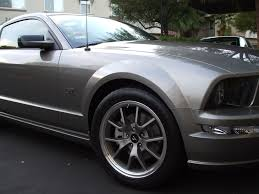 2008 Mustang Black 2008 Vapor The Mustang Source Ford Mustang Forums