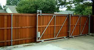 Backyard Gate Ideas Sliding Wooden Fence Gate Ideas Sliding Wooden Fence Gate
