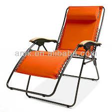 lightweight folding folding reclining beach chair bed folding