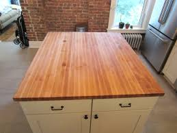 kitchen islands with butcher block top white kitchen island with butcher block top diy amazing