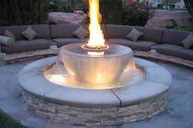 Backyard Fire Pit Ideas  RenoGuide - Backyard firepit designs