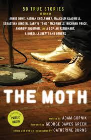 the moth books