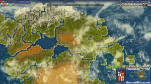 Map Of Avatar Last Airbender World by Scenario Avatar The Last Airbender Map Civfanatics Forums