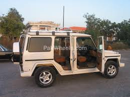 mercedes benz g class 1988 for sale in islamabad pakwheels