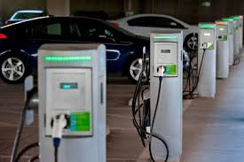 electric vehicles connecting electric vehicles to the grid for greater