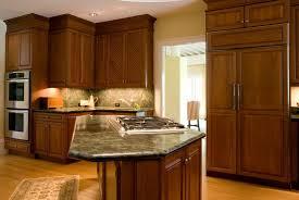 Backsplash For Granite by 25 Remarkable Kitchens With Dark Cabinets And Dark Granite Great