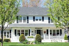 front porches on colonial homes colonial porch best colonial exterior ideas on