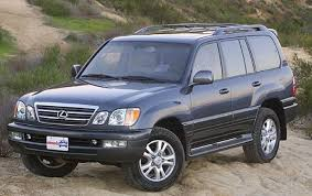 lexus used lx470 2005 lexus lx 470 information and photos zombiedrive