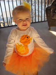 Baby Duck Halloween Costume Duck Costume Tutorial Cute Easy Cutie Pie