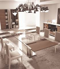 composition 205 modern dining room by j u0026m furniture made in portugal
