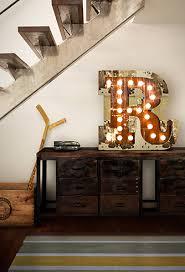 r graphic neon letter lamps delightfull