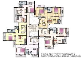 modern multi family building plans apartments drop dead gorgeous apartment floor plans features