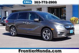 How To Install Roof Rack On Honda Odyssey by New 2018 Honda Odyssey For Sale Or Lease Longmont Co Stock