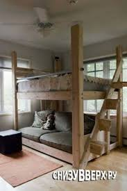 Plans For Building Bunk Beds by Easy Strong Cheap Bunk Bed Diy Wood Projects Pinterest