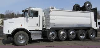 2004 kenworth truck 2004 kenworth t800b super 18 dump truck item a7507 sold