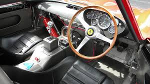 250 gto interior 250 gto evocazione goes the auctioneer s hammer at